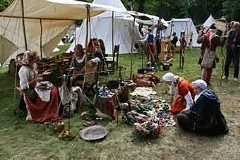 Medieval Festival in Ter Apel