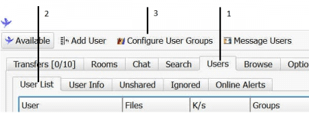 configureren