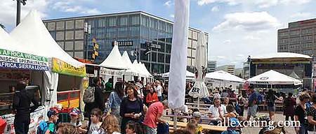 Kenako africa festival in berlin