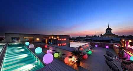 Axel gay hotel Madrid