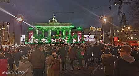 New Years Eve Celebration Berlin