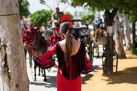 The Cordoba Fair, Spain