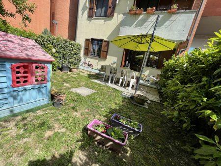 Bologna zona Roveri/SanDonato appartamento con giardino privato