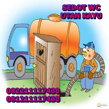 SEDOT-WC-UTAN-KAYU