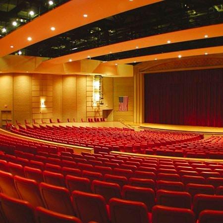 Fort Smith Convention Center Auditorium
