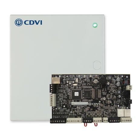 CDVI ATRIUM A22 toegangscontrolesysteem met ingebouwde webserver