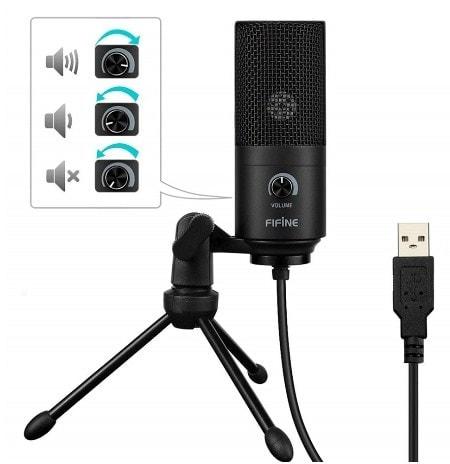usb microphone condenser