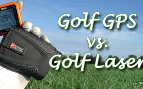 golf gps vs golf laser test