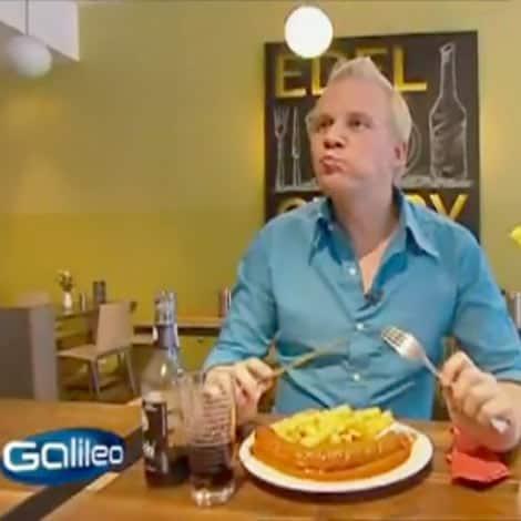 Edelcurry in den Medien TV Gallileo Video