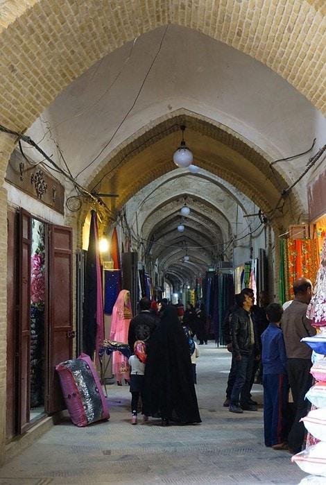Grand Bazaar, Kerman, Iran – Experiencing the Globe