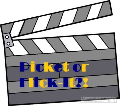 Picket or Flick it Movie reviews and Entertianment.