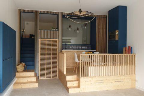 Rénovation d'un appartement de 54m² à Bandol