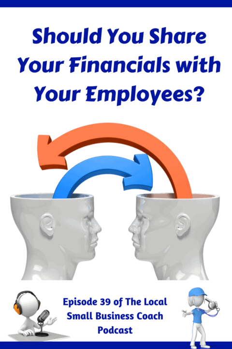 Share Your Financials