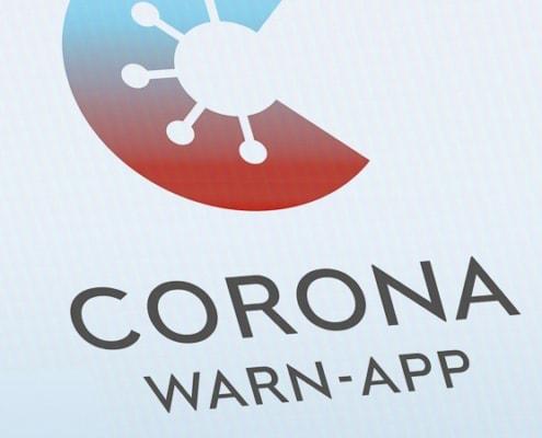 Corona-Warn-App Screenshot