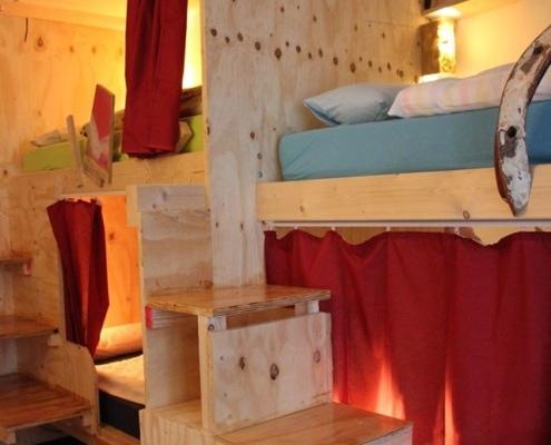 Unser 6-Bett Zimmer