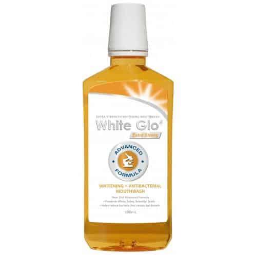 White Glo Ustna Voda Extra Strong