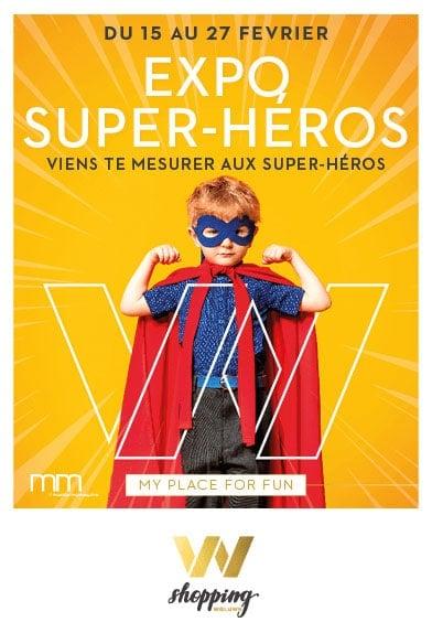 Expo Super-heroes