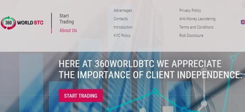 360Worldbtc  pagina web