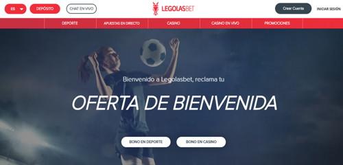 legolas.bet página web