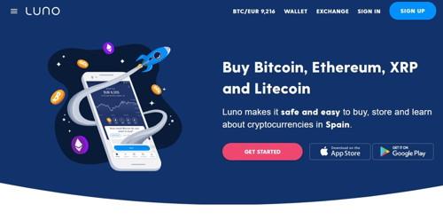 luno pagina web