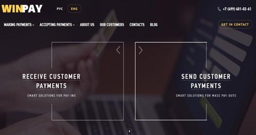 WinPay pagina web