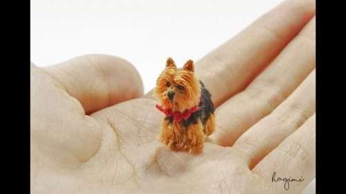 worlds smallest dog was a yorkie