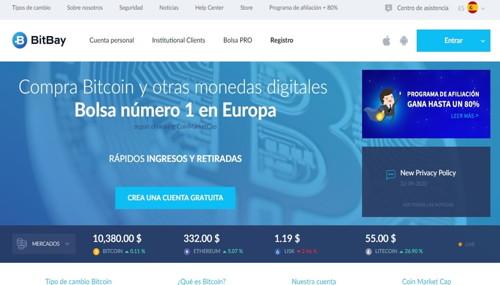 Bitbay pagina web