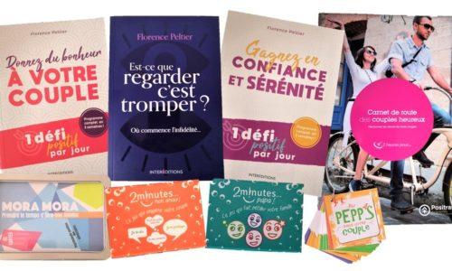 Photo 8 publications Florence Peltier
