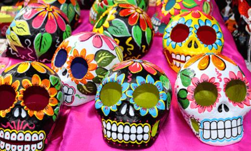 máscaras-de-calaveras