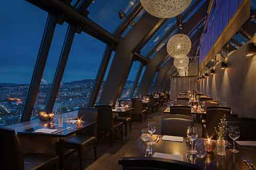 one of the best hotels in oslo