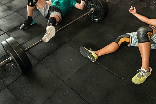 Trainingspause Muskelkater
