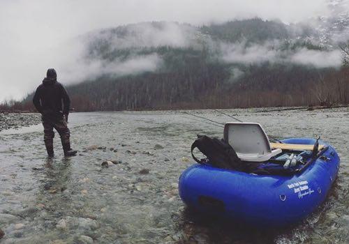 Guided fishing Squamish BC