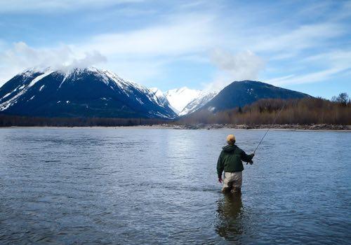skeena river fishing