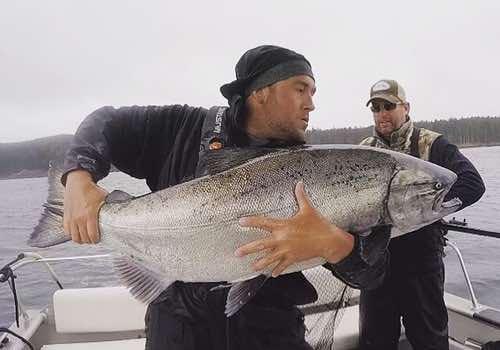 BC fishing trips
