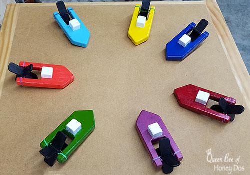 DIY Wooden Toy Boat - Toy Nostalgia