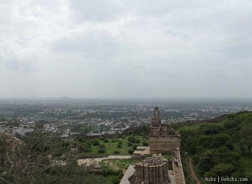 chittorgarh garh fort of rajasthan