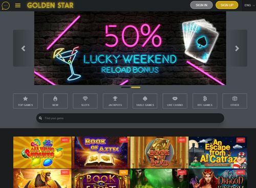 Golden Star Casino revision