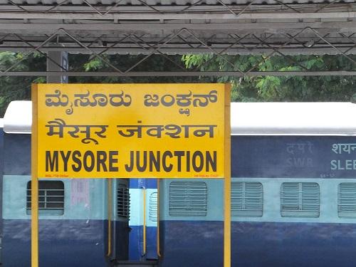 bangalore to mysore train
