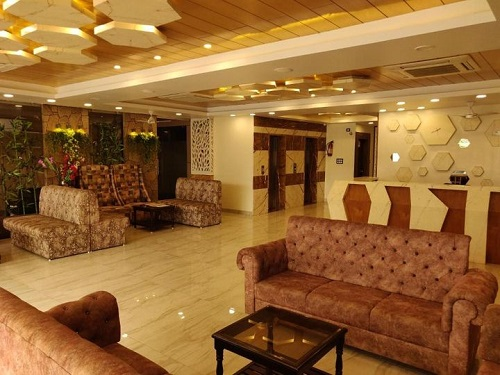 best hotels of bhopal