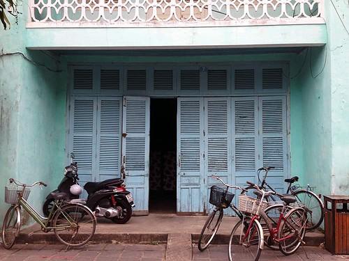 Doors in Old Hoi An