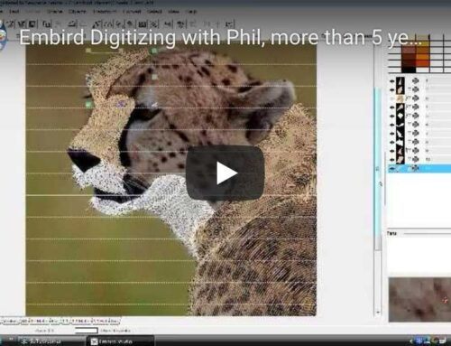 Embird Embroidery Software – 230 Hours Of Embird Training