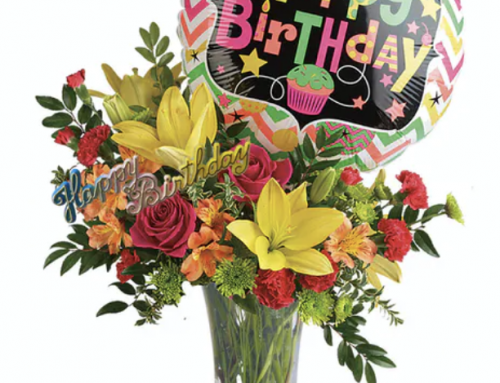 Celebrate March Birthdays with Bouquets, Balloons, Gifts, and More!