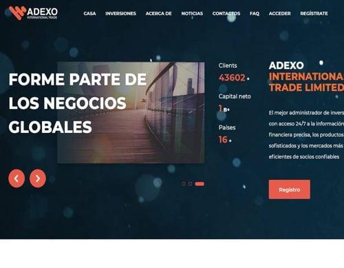 Adexo International Trader revision