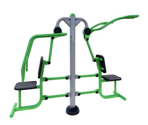 EcoOne Chest Press Lat Pull Down Combo