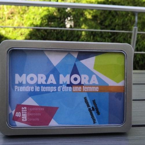 Mora Mora, prendre le temps d'être une femme.Florence Peltier