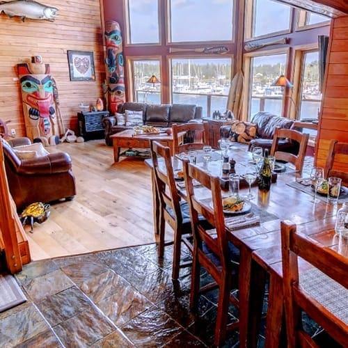 BC fishing lodges