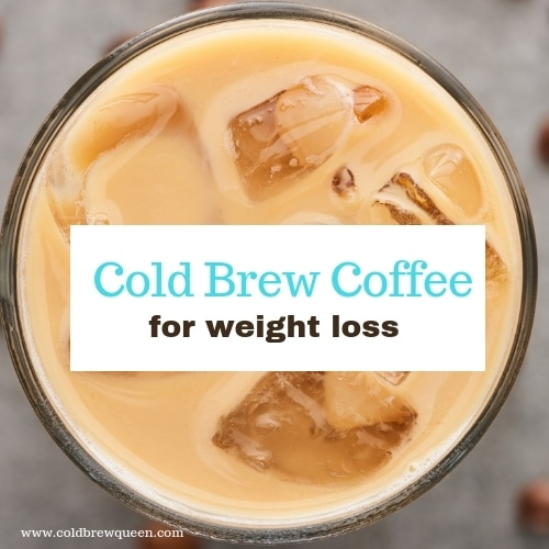Cold Brew Coffee Is My New Weight Loss Friend