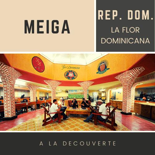 Meiga - La Flor Dominicana