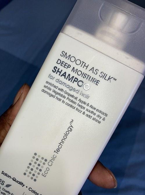 Giovanni Smooth As Silk Shampoo Review 2