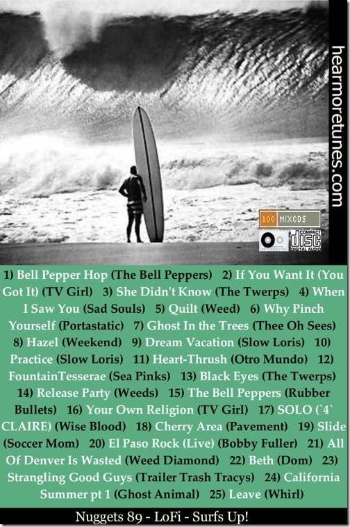 Nuggets 89 - LoFi - Surfs Up!